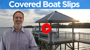 Lake Norman Boat Slip Videos