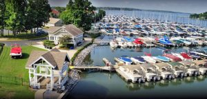 Lake Norman Marinas