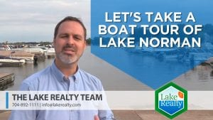 Lake Norman Boat Tour Video